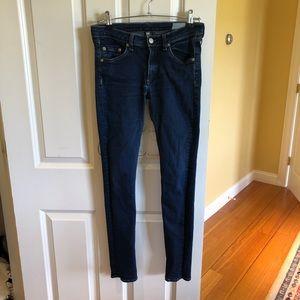 Rag & Bone Skinny Jean size 28